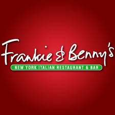 50% off frankie and benny's from Sunday to Friday