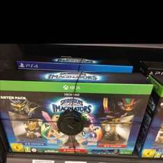 skylanders imaginators £32.99 Xbox & PS3 or £34.99 Xbox One instore @ Sainsbury's