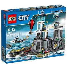 LEGO 60130 City Police Prison Island - exclusively for Prime Members £41.98 @ Amazon