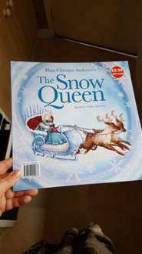 The Snow Queen by Hans Christian Andersen. 99p @ Aldi