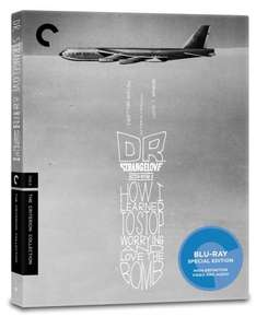 Criterion Blu-Rays - two for £22.50 at Zoom (with code), includes Dr Strangelove, Easy Rider, and many more