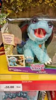 Fur Real Friends Torch My Blazing Dragon -  Tesco Extra (Instore) - £50