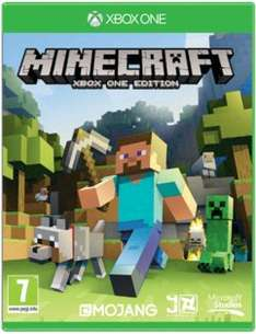 Minecraft Xbox One Edition - £12.99 New @ Game