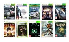 10 xbox360 games for just under £57? @ Groupon
