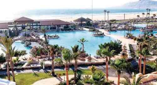 4* plus All Inclusive holiday to Agadir Morocco Thomoson Platinum collection 4.5 trip advisor rating