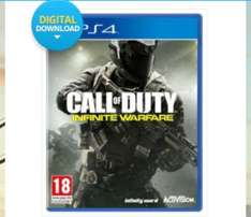 COD IW Digital Download PS4 £32.99 @ cdkeys