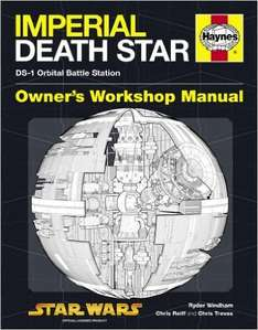 Go on, build your own Star Wars Death Star with Haynes Manual £3.99 Prime / £6.98 Non Prime @ Amazon