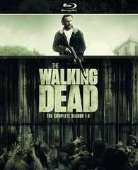 The Walking Dead: The Complete Season 1-6 Blu-Ray £50 @ FoxDirect via eBay