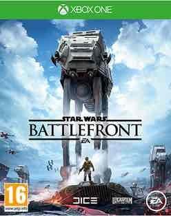 Xbox one Star Wars battlefront new @ Game £14.99 delivered