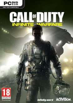 Call of Duty: Infinite Warfare (Steam) £16.99 (£16.14 with Facebook Like) @ CDKeys