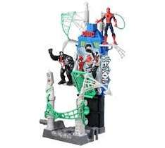 Spider-Man web city bugle £15 instore or £10 with 3 for 2 Tesco
