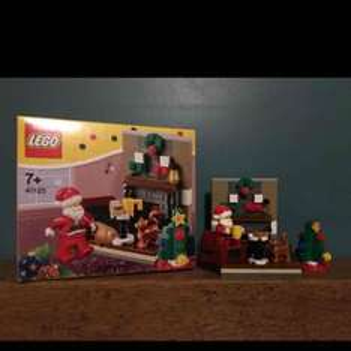 Lego Santa Visit - £7.00 Sainsbury's IN-STORE