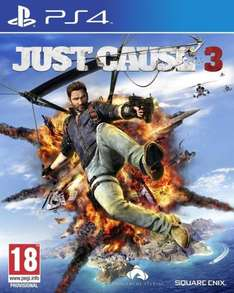 Just Cause 3 (PS4) - New - £14.95 - The Game Collection