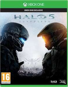 Halo 5: Guardians (Xbox One) £8.99 Delivered @ GAME (Pre Owned)