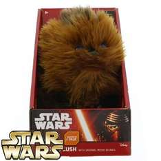 Star Wars Talking Plush 6 different ones available £15.00 > £6.99 @ home bargins