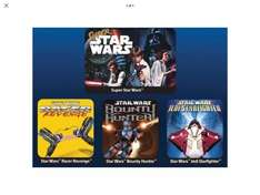 Star Wars classic 4 game pack download code PlayStation 4 £5 eBay / select_games