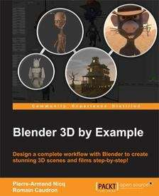 Blender 3D By Example at Packtpub