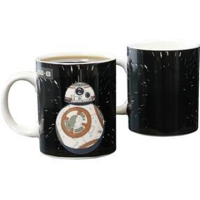 Star Wars  The Force Awakens: Heat Change Mug: BB-8 £1.99 + £1 P&P @ forbiddenplanet