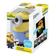 Minion LED Illumi-mate Lights £1.47 @ Tesco instore + inc in 3 for 2 as well