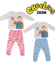 Boys and girls mr tumble pyjamas delivered from weeklydeals4less 12 months - 6 years £3 with code