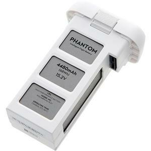 DJI Intelligent Flight Battery (Part 12, for Phantom 3 series) - Jessops - £108.10 with Quidco