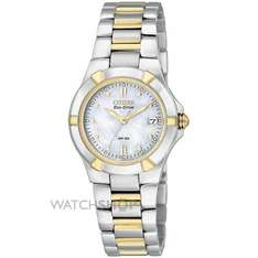 LADIES' CITIZEN ECO-DRIVE WATCH (Normally £169) NOW £125, use voucher WSGIFT5 for extra 5% off @ Watch Shop - £118.75