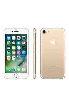 IPhone 7 32gb + postage 12mnth BNPL with 10% Credit back - £524.10 @ VERY