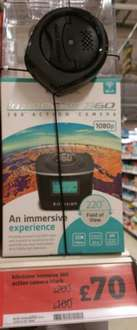 KitVision Immerse 360 Action Camera 1080p £70 down from £200 @ Sainsbury's Instore