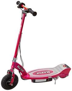 Razor E100 Electric Scooter (Pink/Red) was £157.99 now £99.99 @ Amazon