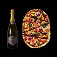 M&S pizza and prosecco deal £10