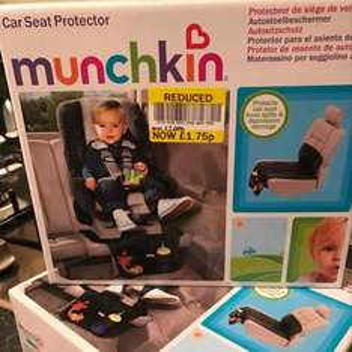 Munchkin Car Seat Protector £1.75 instore @ Tesco