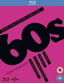 Films That Define a Decade: 60s/70s/80/90s/00s (Blu-Ray) £9 (DVD) £6.40 Each Delivered (Using Code) @ Zoom