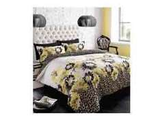 Myleene Madonna Duvet Cover Set Polyester And Cotton Blend For Double Bed Floral £7.50 @ Tesco / Ebay