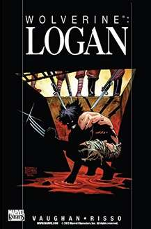 Wolverine: Logan by Vaughan  & Risso 94p [Kindle & comiXology]