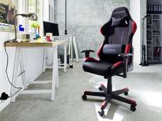 Robas Lund DX Racer Gaming Chair 1 Red £174.99 Grey £179.99 @ Amazon