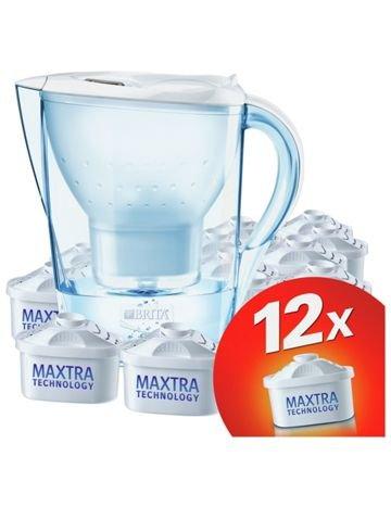 Brita Marella Water Jug + 12 Maxtra filters £31.99 @ Argos