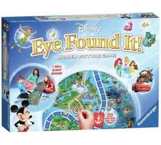 Disney Eye Found It! - Argos £10.99