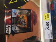 Instore Dudley Tesco- kids duvets covers at less than half price- starwars £5 instead of £18