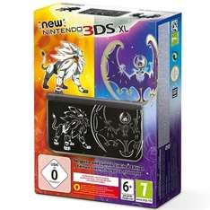 Nintendo NEW 3DS XL S&M 'Limited Edition' £162.76 (Halifax Clarity CC) @ Amazon France
