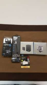 Go Pro 5 Bundle £499 Instore at dixons travel in Manchester Airport.