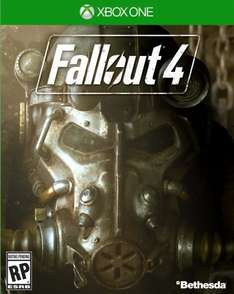 Fallout 4 Xbox One including Fallout 3 digital download INSTORE @ Morrisons Saltney