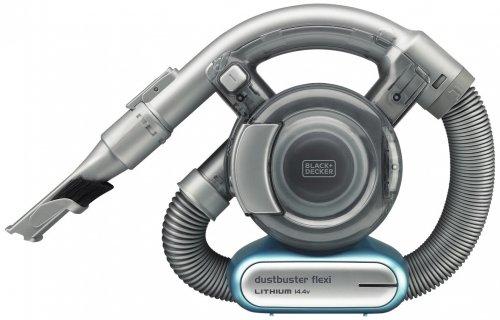 Black + Decker PD1420LP-GB Lithium Flexi Vacuum with Pet Hair Removal Tool, 14.4 V - Light Blue £46.99 @ Amazon