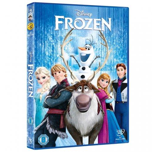 Frozen DVD £2 Instore @ Smyths toys
