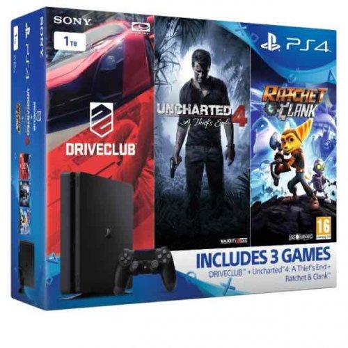 PS4 1TB Bundle - Used Like New £209.66 @ Amazon