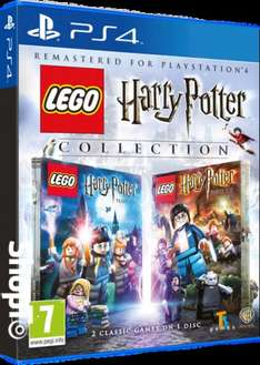 LEGO Harry Potter Collection (PS4) £14.84 Delivered @ Shopto