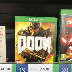 DOOM for £14 in Tesco