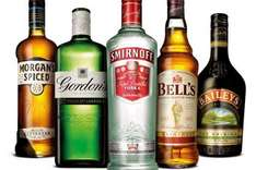 All Things Alcohol for Christmas! Beer, Whisky, Gin, Vodka etc..