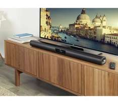 JVC TH-W513B 2.0 Sound Bar 100W. £15 Off. Free Delivery. £49.99 with Code @ Currys
