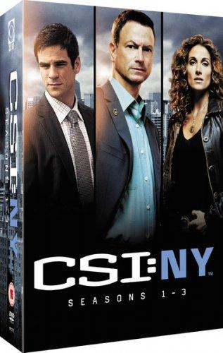 CSI New York Seasons 1-3, 4-6, 7-9 DVD Boxsets £9.99 each @ zavvi