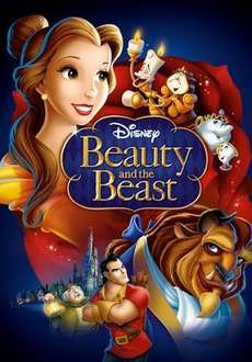 Beauty & the Beast & other Disney reduced on Google Play Store £5.99